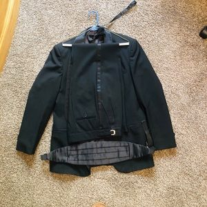 Other - Men's Tuxedo Pants 33-35R Coat 44L